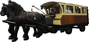 Paardentram Medemblik Logo